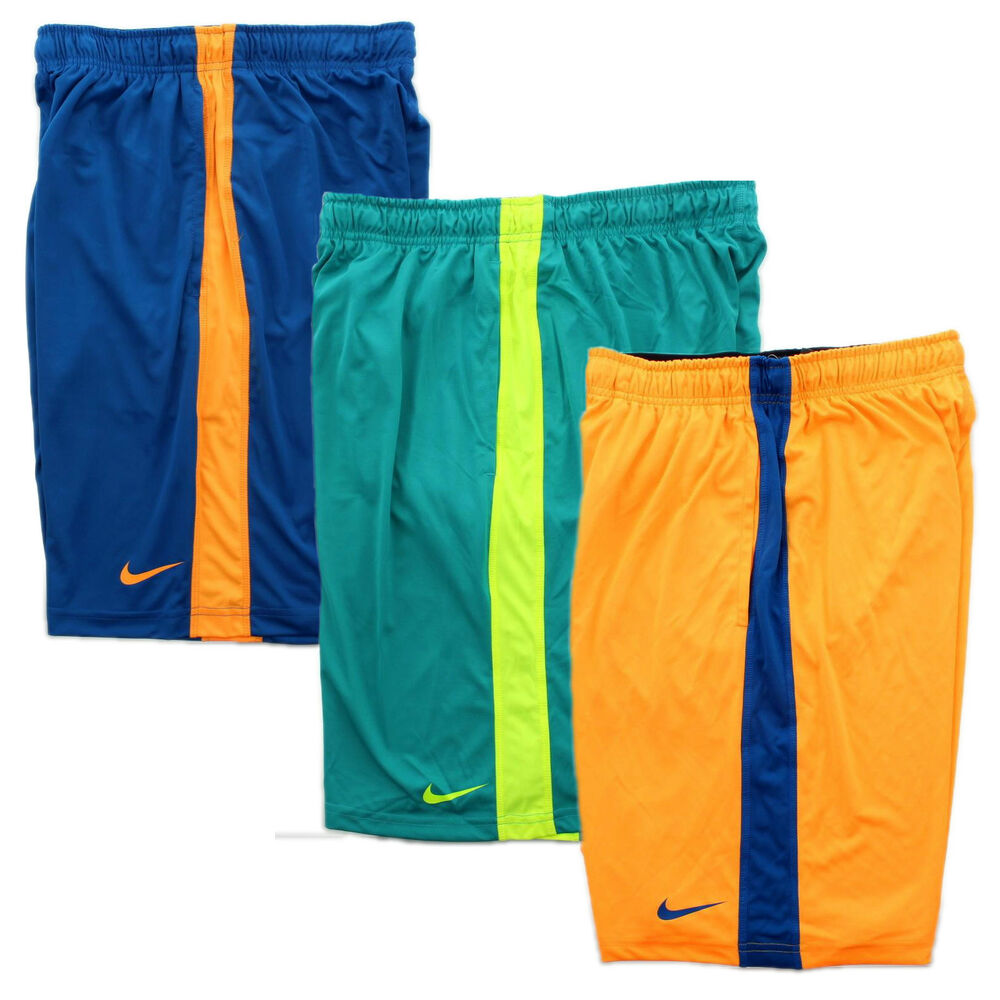f196b50021ae0 Details about Nike 519501 Fly 2.0 Dri-Fit Mens Training Running Gym  Basketball Shorts