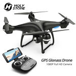 Holy Stone HS100 GPS FPV RC Drone with FOV 120° 720P HD WIFI Camera Quadcopter