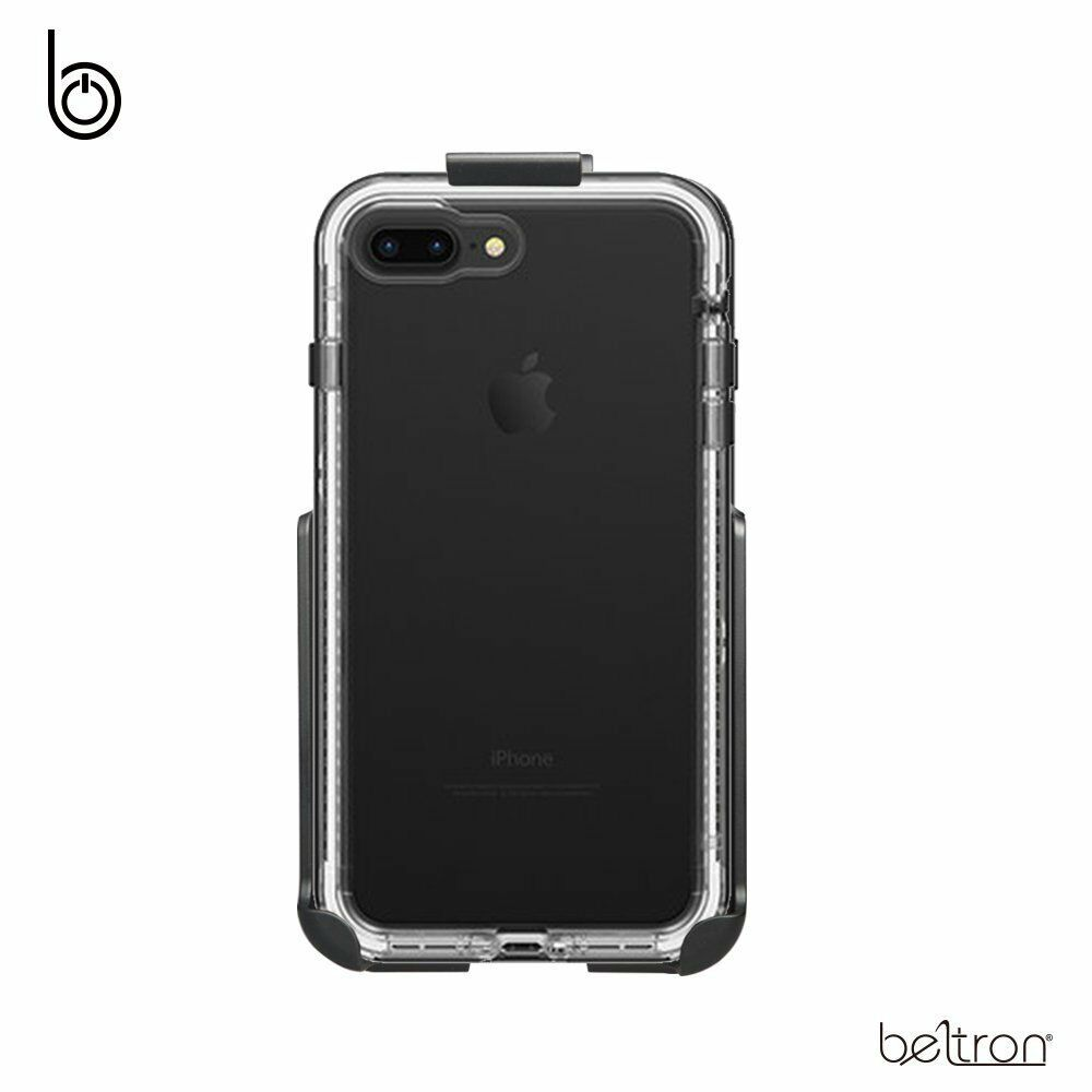 pretty nice 1668f b753e Belt Clip Holster for Lifeproof Nuud Case iPhone 7 Plus 5.5