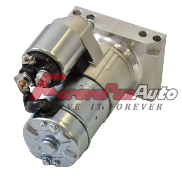 New Mini Starter Small Block for SBC BBC GM Chevy 153/168 Tooth 19695