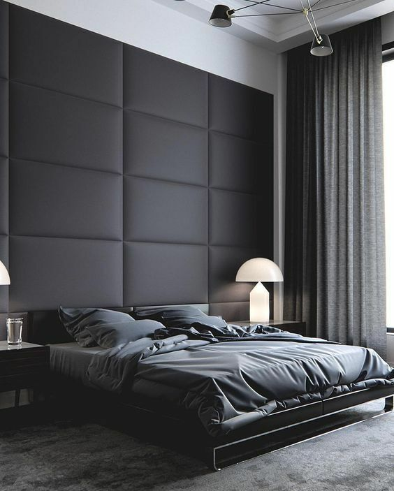 UPHOLSTERED WALL PANELS/ HEADBOARD Squares/rectangles (per