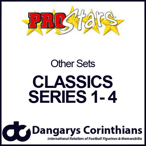 Corinthian Prostars CLASSICS SERIES 1-4 Blisters (Choose from list)