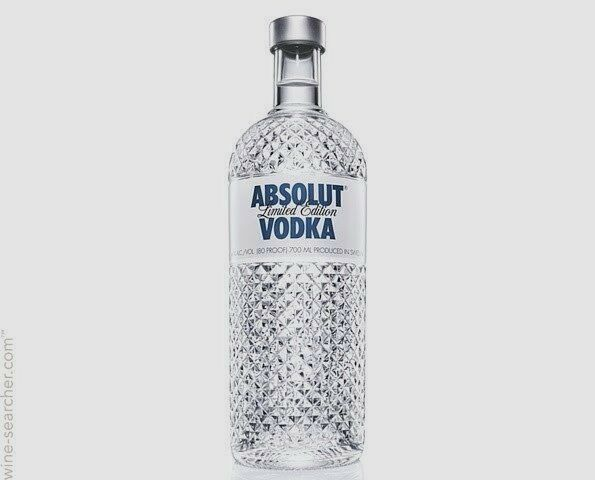 Vodka   Absolut  Glimmer Edition   70 cl  40 % vol.   Svezia