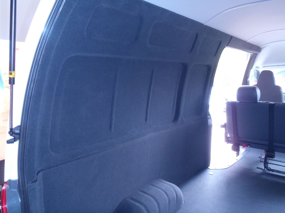 27edecaff3 Details about Hiace SLWB Van Carpet Wall Conversion Full Height All About  Vans