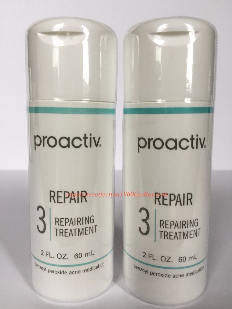 Best Lotion 2020 Proactiv Repairing Treatment 2 oz, 2 Bottles Proactive Lotion New