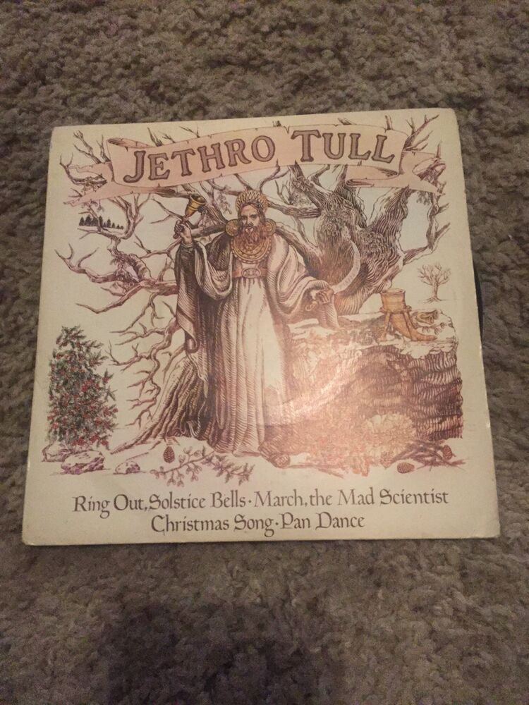 Jethro Tull ~Ring out Soldtice Bells~ 7\