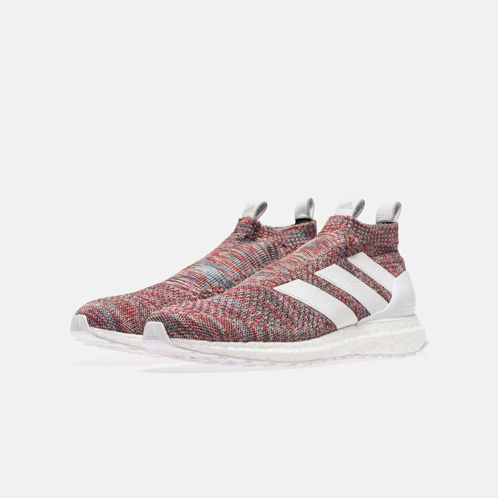 9b5bf78965f3 Details about Kith X Adidas Soccer ACE 16+ Purecontrol Ultraboost Multi 8.5  In Hand