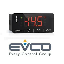 EVCO EV3B23N7 TOUCH LOW TEMPERATURE FREEZER CONTROLLER / THERMO; ENERGY SAVING