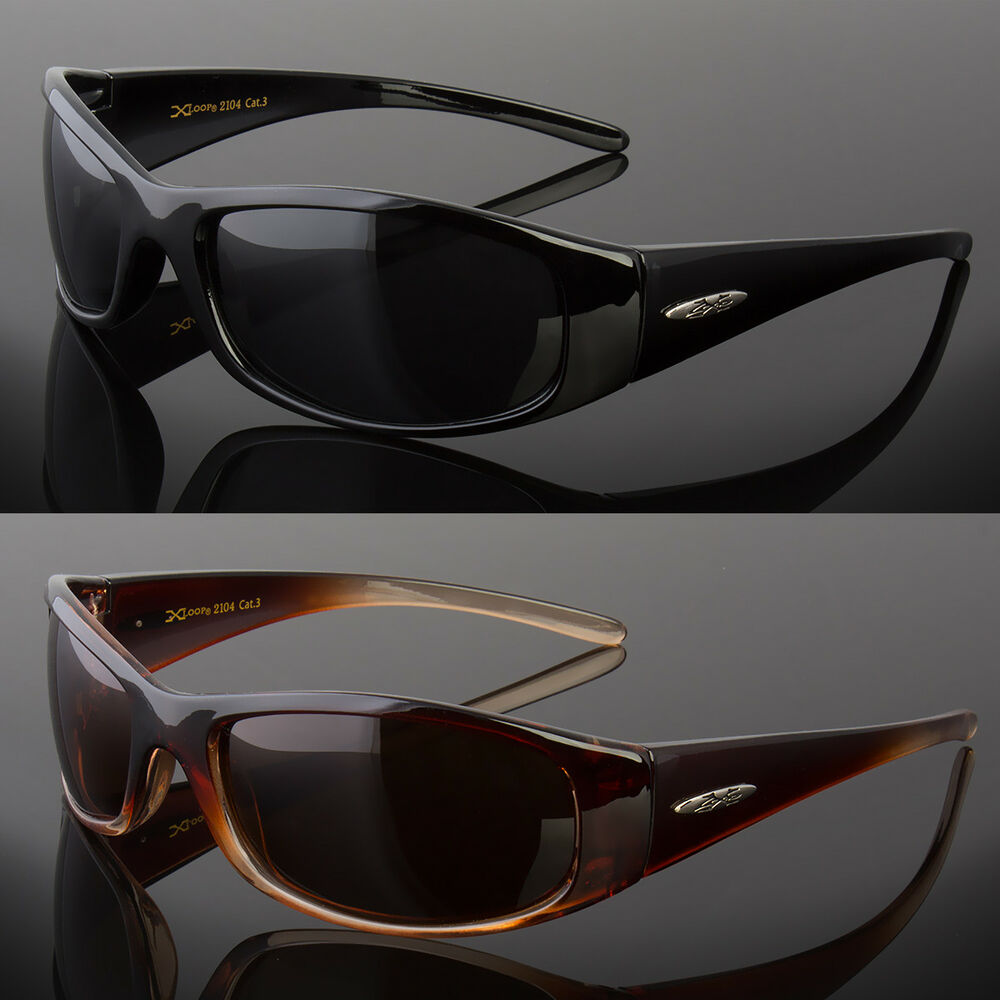 a5499c788c1 Details about Xloop Polarized Sunglasses Mens Sport Running Fishing Golfing  Driving Glasses