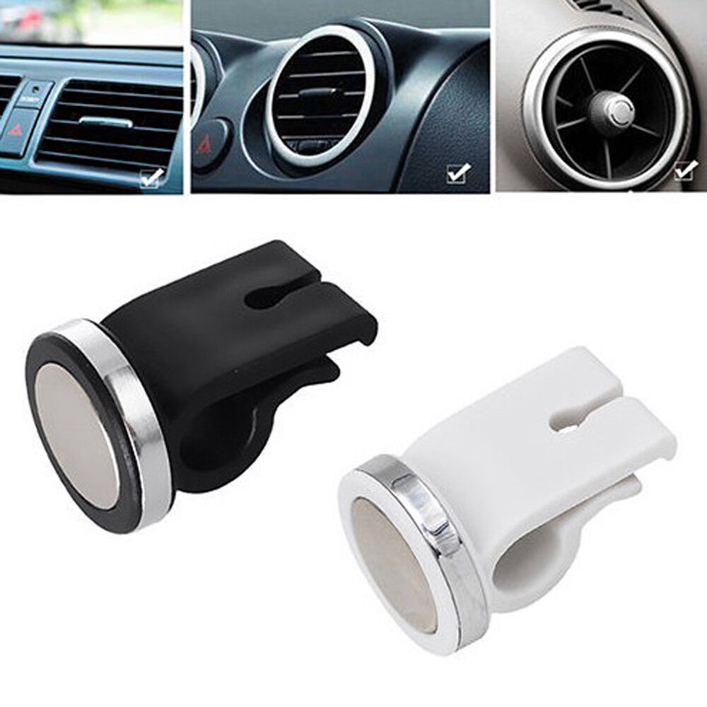 Car Suv Magnetic Air Vent Mount Holder Stand For Mobile