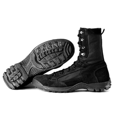 img-Men's Combat Boots Tactical Russian Military Garsing Jungle Leightweight Black