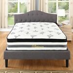 15 inch Hybrid Innerspring and Memory Foam Mattress with Pillow Top - Full