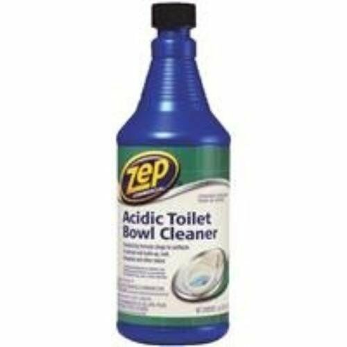 Zep Commercial Acidic Toilet Bowl Cleaner 32 Ounce
