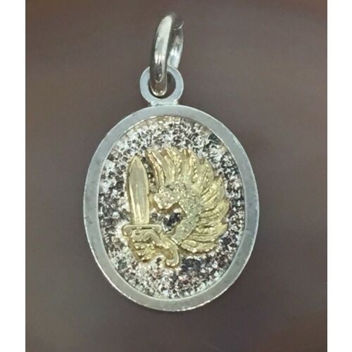 legion-paratrooper-14k-yellow-gold-925-silver-pendant