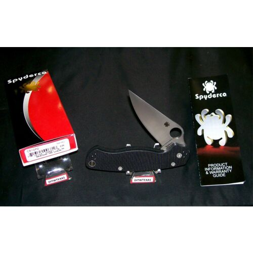 spyderco-c81gp2-knife-paramilitary-2-cpms30v-usa-434-wpackaging-papers