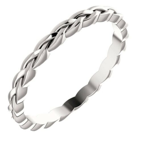 platinum-2mm-woven-intwine-designer-style-wedding-band-ring-size-4-9