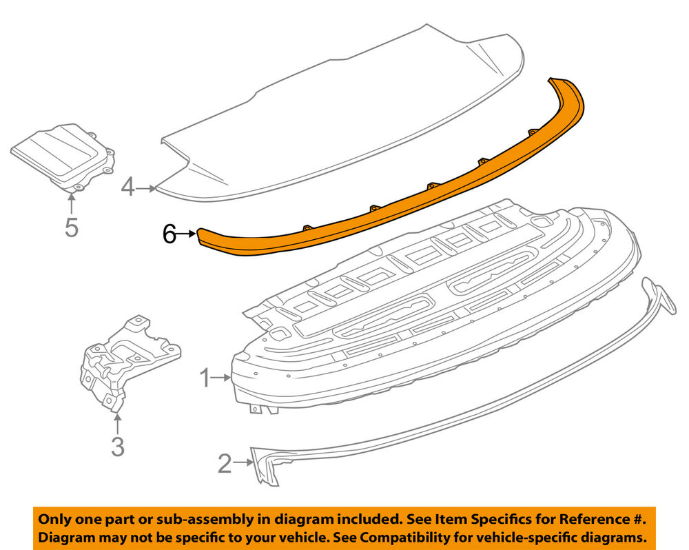 Bmw Oem 07 13 328i Stowage Compartment Retractable Top Molding Trim 428i Engine Diagram 54378036672 Ebay