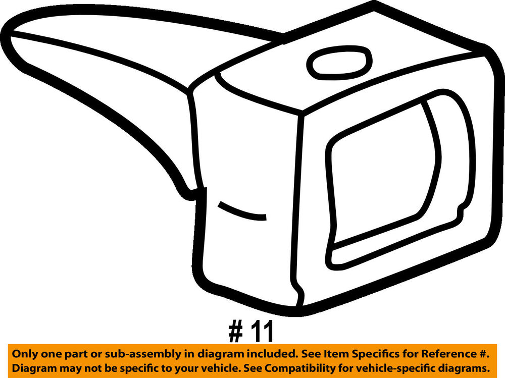 Ford Oem 02 07 F 350 Super Duty Rear Suspension Spacer Right