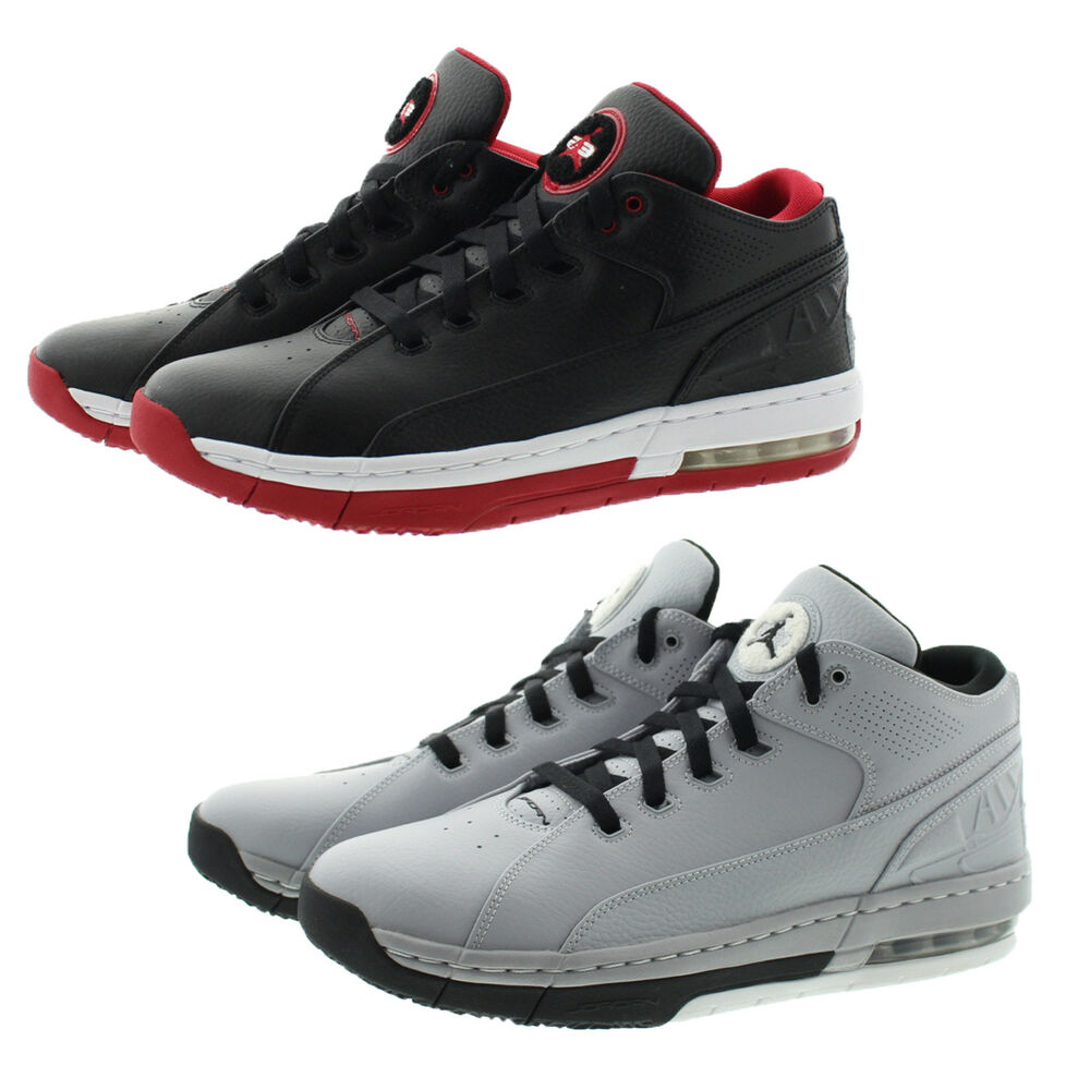 save off 94cc9 a406e Details about Nike 317765 Mens Air Jordan Ol School Low Top Basketball Shoes  Sneakers
