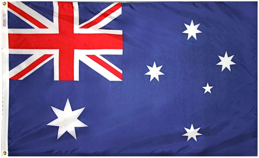 8b3396cfe388 Details about 5ft x 3ft Team Australia Aussie Australian Olympics Fans  National Holiday Flag