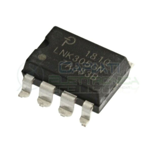 1 PEZZO LNK305GN LNK 305GN Regolatore switching Boost Buck Flyback 7 PIN SMD
