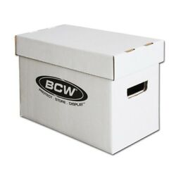 Kyпить 1 BCW Short Comic Book Storage Box на еВаy.соm