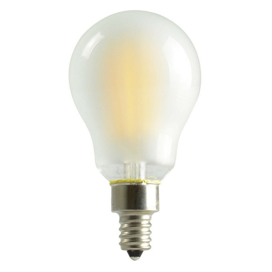 4 Kichler 60 W Equivalent Dimmable Soft White A15 Led Decorative