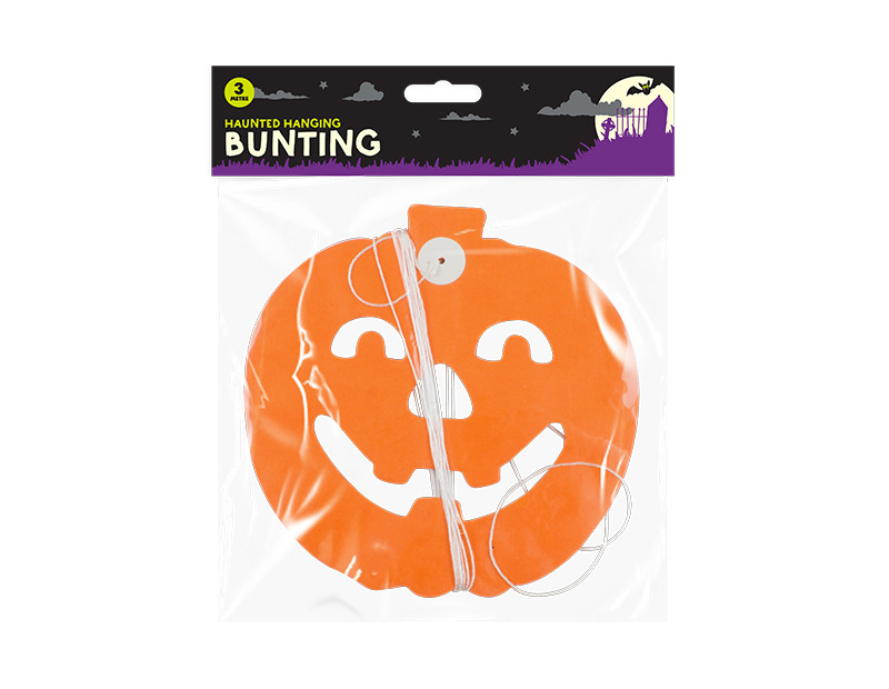 Halloween Paper Pumpkin 3d Table Decoration Easy Fold Out Party Fun