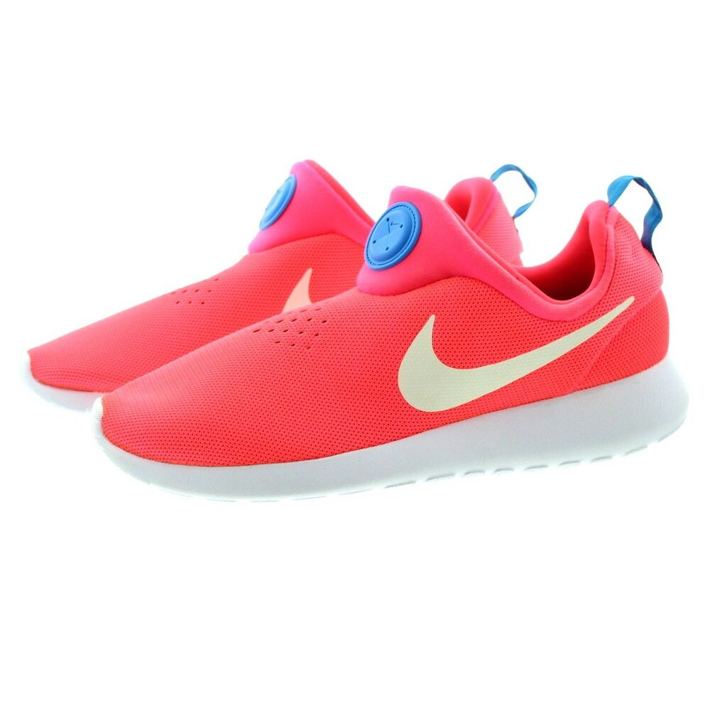 quality design e559f b78f9 Details about Nike 644432-601 Mens Roshe Run Slip On Trainer Casual Running  Shoes Sneakers