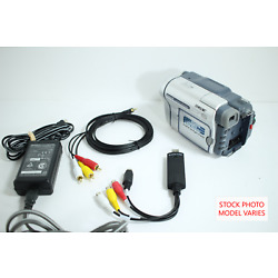 Kyпить Sony Camcorder for 8mm Digital8 MiniDV Hi8 Tape Transfer to Computer USB and DVD на еВаy.соm