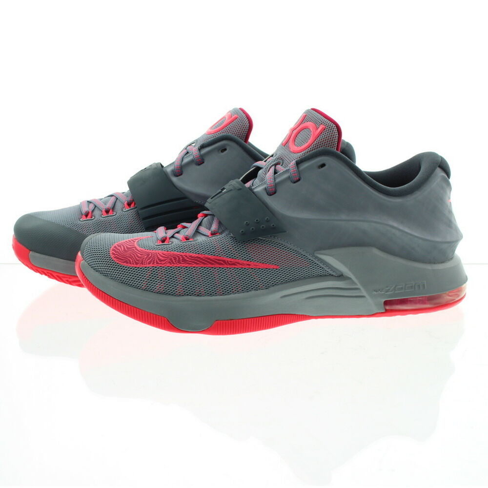 brand new cf7fa be503 Details about Nike 653996 Mens KD VII Calm Before The Storm Basketball  Shoes Sneakers