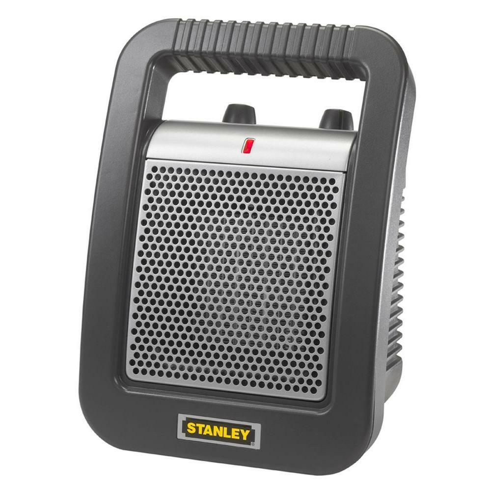 Stanley Portable Space Heater Electric Small Utility ...