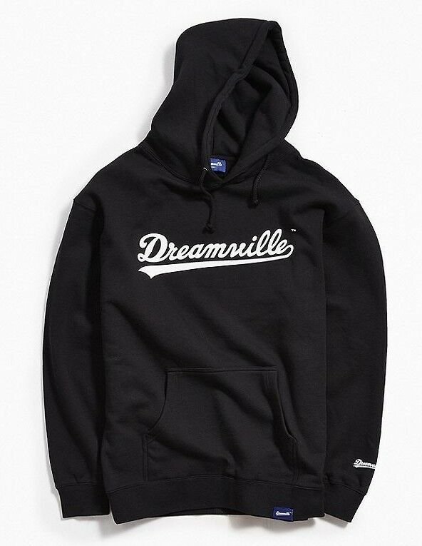 J Cole Dreamville Pullover Hoodie Hood New 100 Authentic
