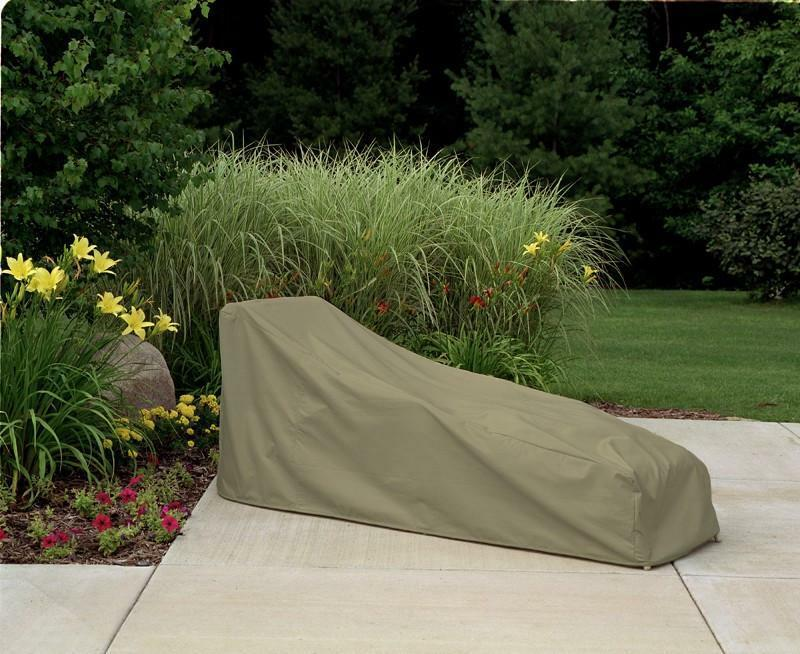 Chaise Lounge Patio Furniture Cover Waterproof Outdoor