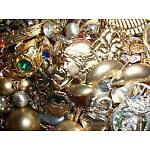 Vintage 1930 to Now All Wearable Costume Fashion Jewelry & Watch  Lot  NO JUNK!