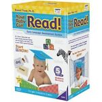 YOUR BABY CAN READ 5 DVD Early Language Development System ~ NEW~ FREE SHIPPING!