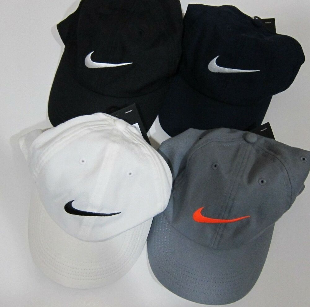 92ea66df2a989 Details about Nike Aerobill H86 Cap Adjustable Dri-Fit Hat