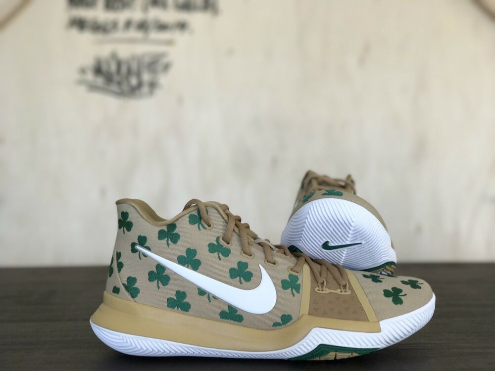 c3e27ed7df3c Details about Nike Kyrie 3 Luck Limited TV PE NEW Size 11