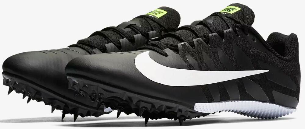 f7d9da1b Details about New Nike Zoom Rival S 9 Track Men's Running Shoes Black  907564 017