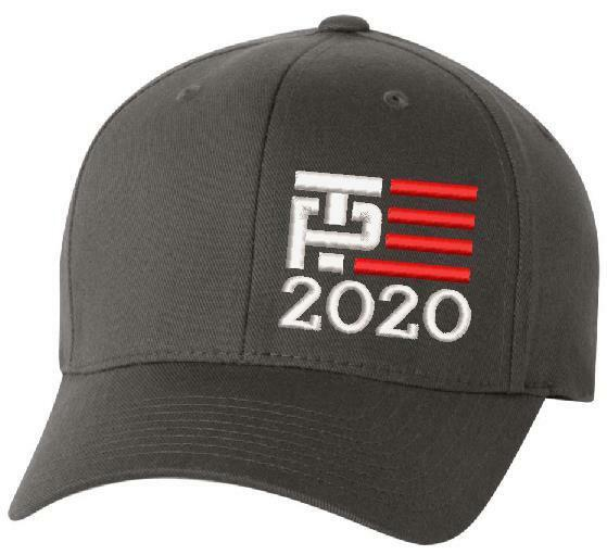 Details about Make America Great Again- Donald Trump Hat 2020 - Flex Fit  Dark Gray - Free Ship c3df48ee28c