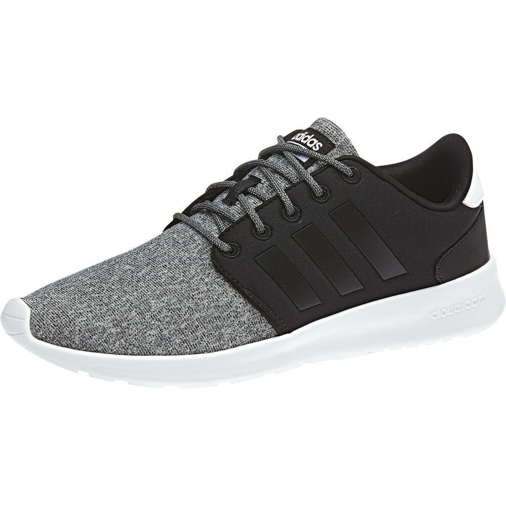 849cd1165732f2 Details about Adidas Women Running Shoes Cloudfoam QT Racer Fashion Sneakers  Boots B43764 New