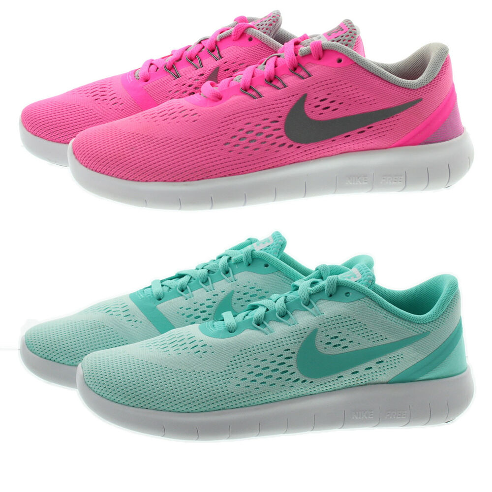 8823437d85c18 Details about Nike 833993 Kids Youth Boys Girls Free RN Athletic Running  Shoes Sneakers