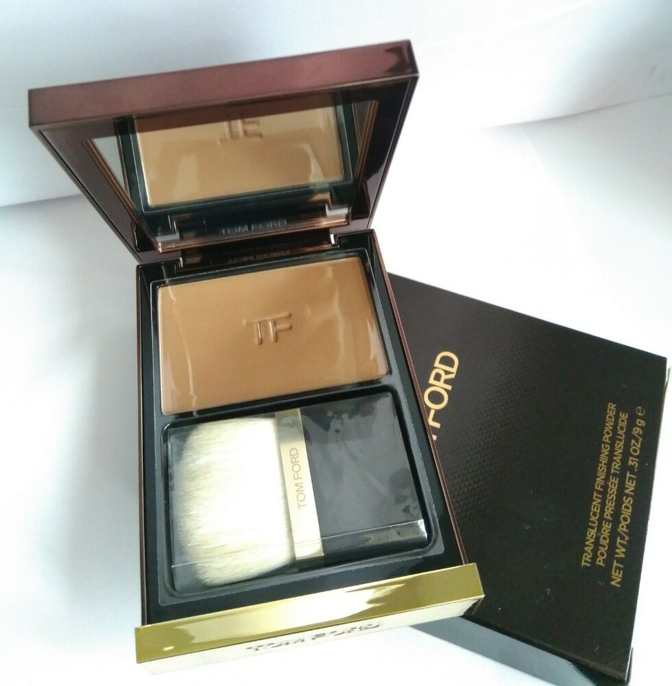 5ff819b22a06c Tom Ford - Translucent Finishing Powder  04 SABLE VOILE New   incomplete  boxed