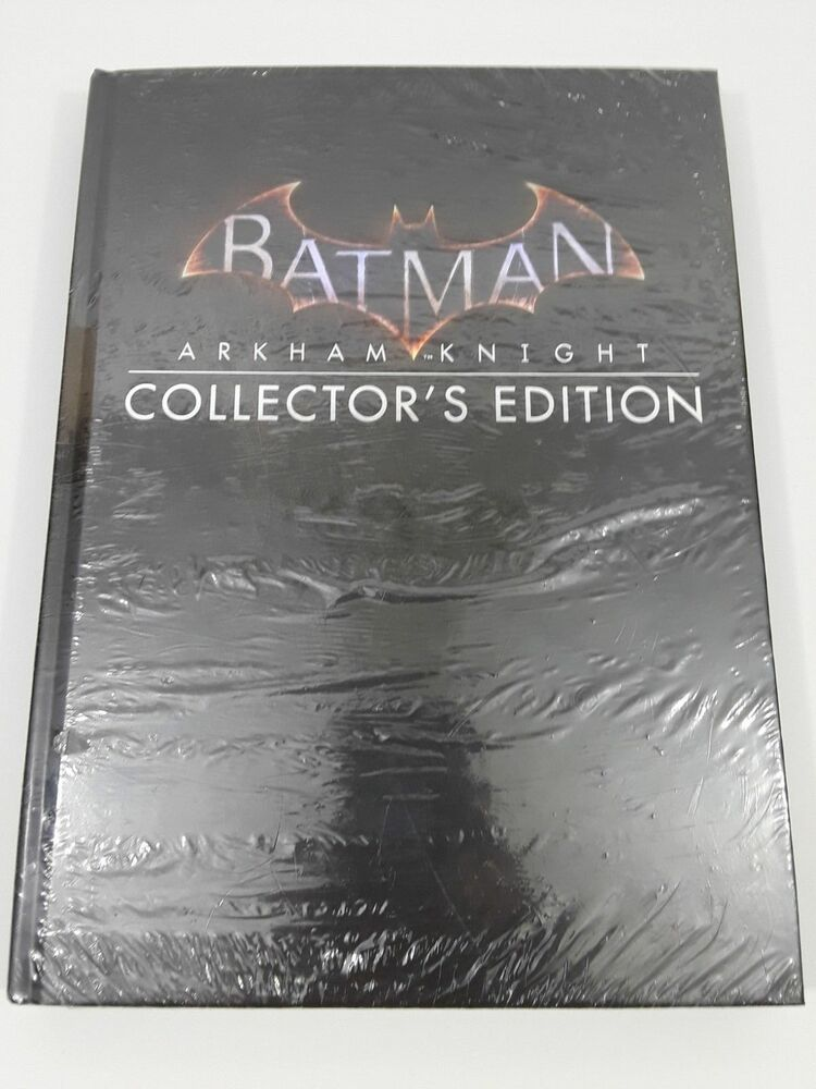 Batman Arkham Knight Guide Book