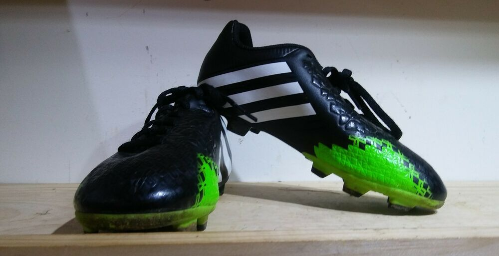 b830e413ce ... Adidas Predator LZ TRX FG Lethal zones Green Black 4 Soccer Cleats eBay  hot product 4d0fe . ...
