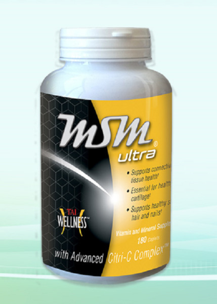 Sirius MSM Ultra (180 Caplets) by Youngevity