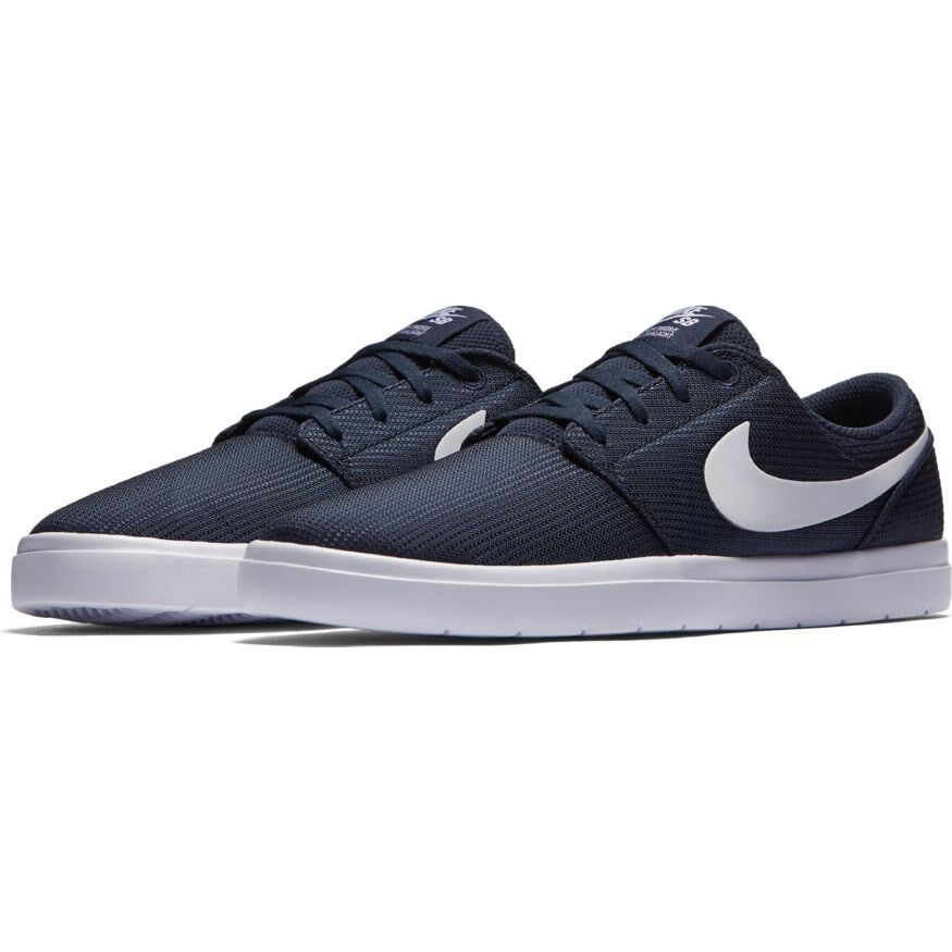 new concept 47d71 785a7 Details about NIKE SB PORTMORE II ULTRALIGHT SKATE MEN SHOES WOLF BLUE  880271-400 SIZE 13 NEW