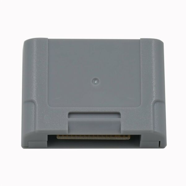 Game Expansion Pack Memory Card for Nintendo N64 Controller