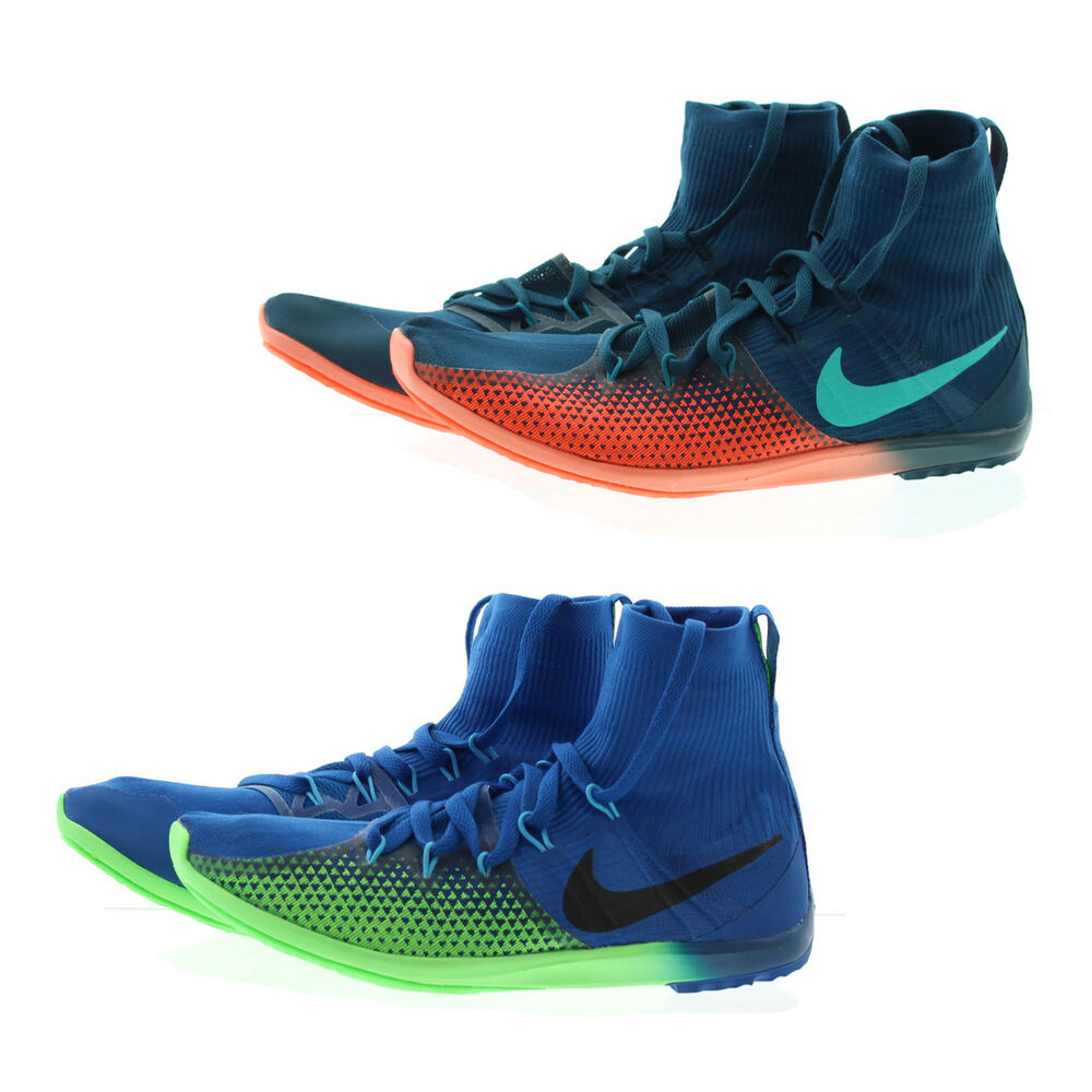 official photos ebed7 a3c63 Details about Nike 878804 403 Mens Zoom Victory 4 XC Cross Country Running  Cleats Shoes