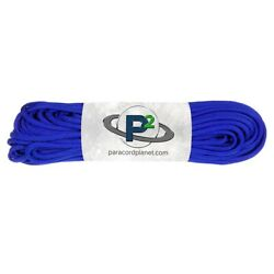 Paracord Planet Military Paracord 550 lbs Type III 7 Strand USA Made Rope 100 Ft